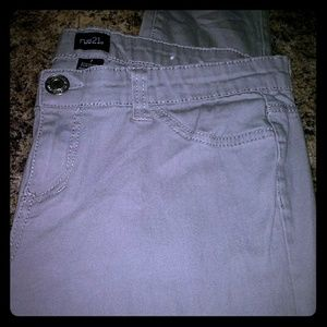 Rue 21 Jeans NWOT Size 7
